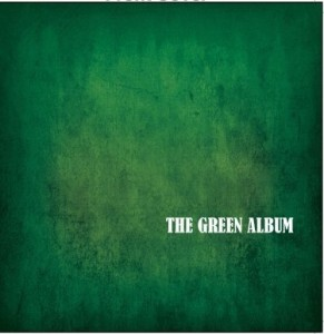 The Green Album art